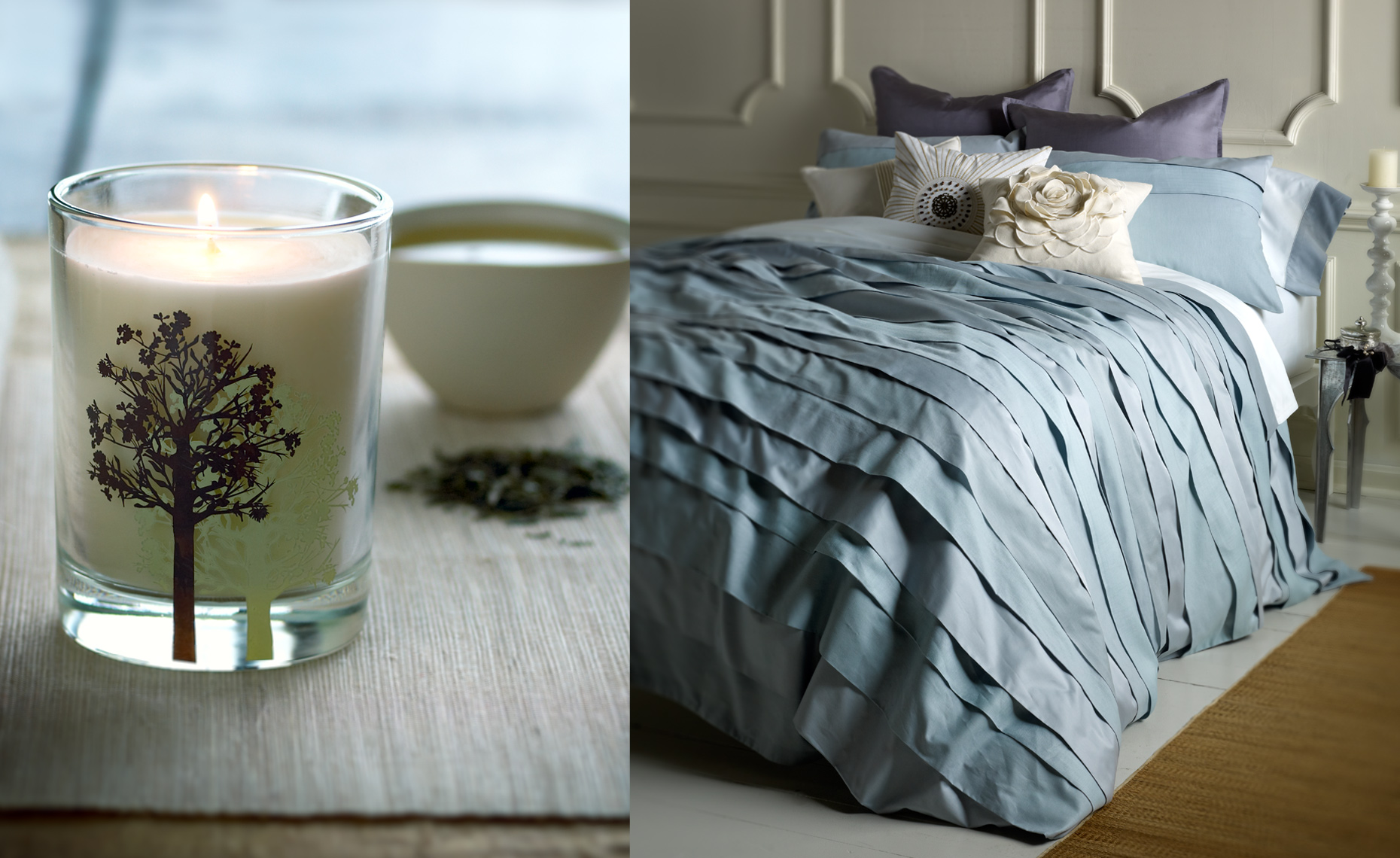 Bliss_Bed_Candle_Blue