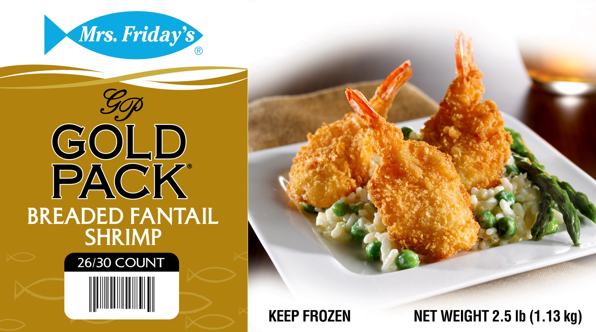 Mrs Fridays_Food Packaging Photography_Food Photography_ Fried Shrimp
