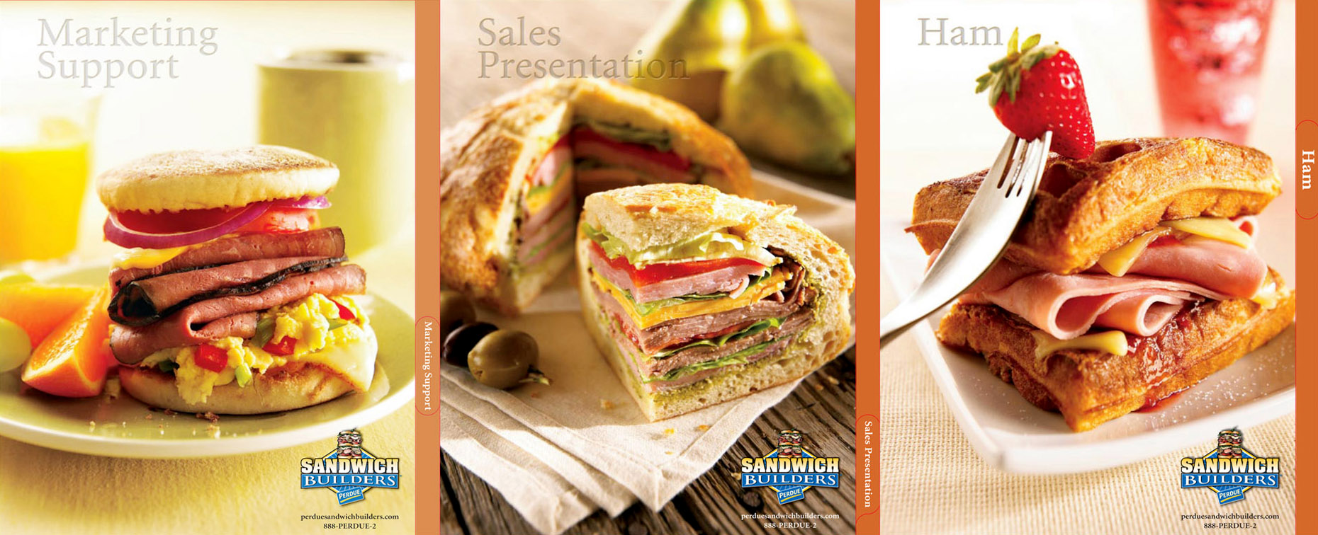 Food Photography_POS Food Photography_Perdue_Sandwich Photography