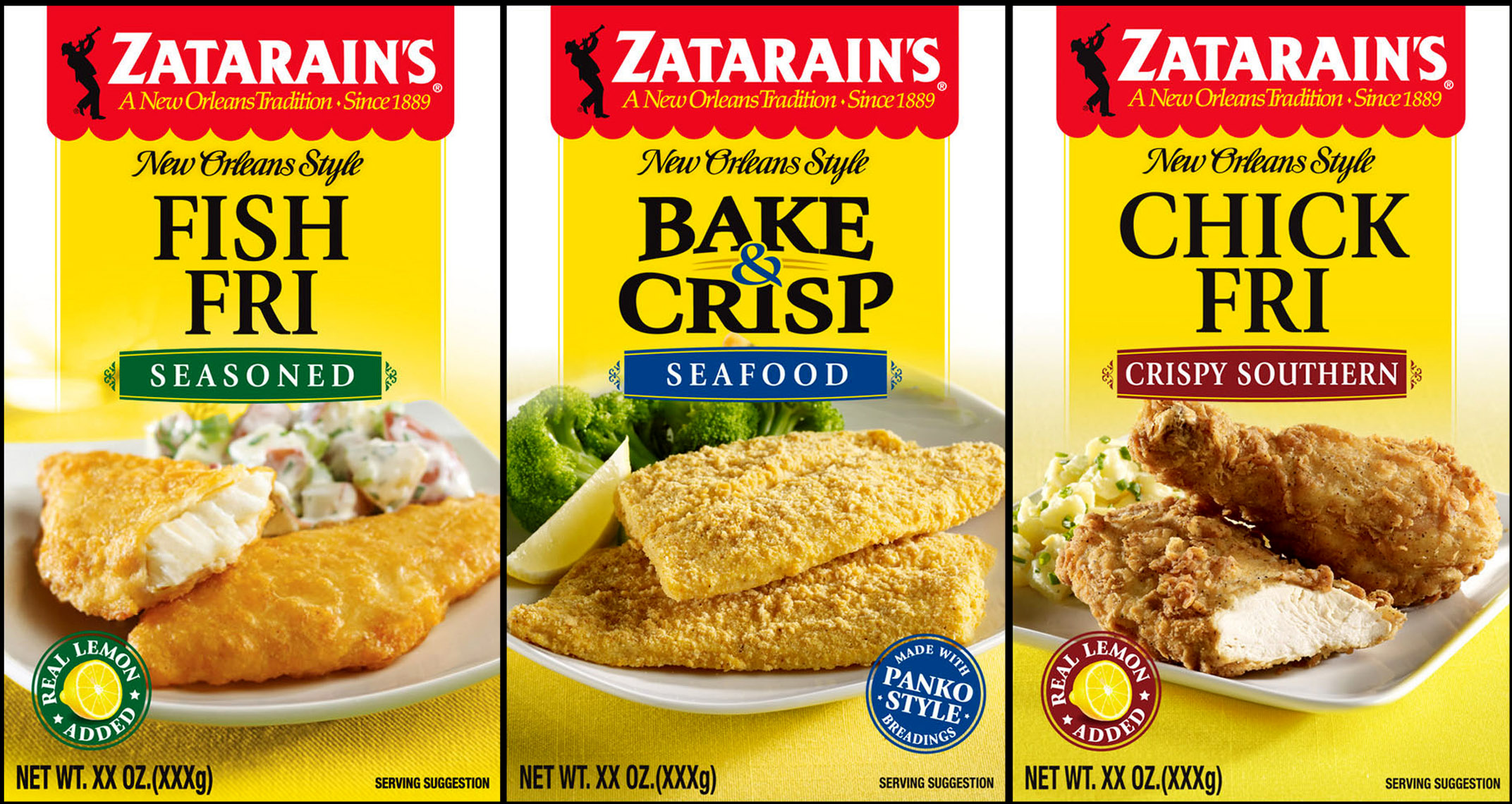 Zatarains_McCormick_Food Packaging  Photography_Food Photography_Fried Food