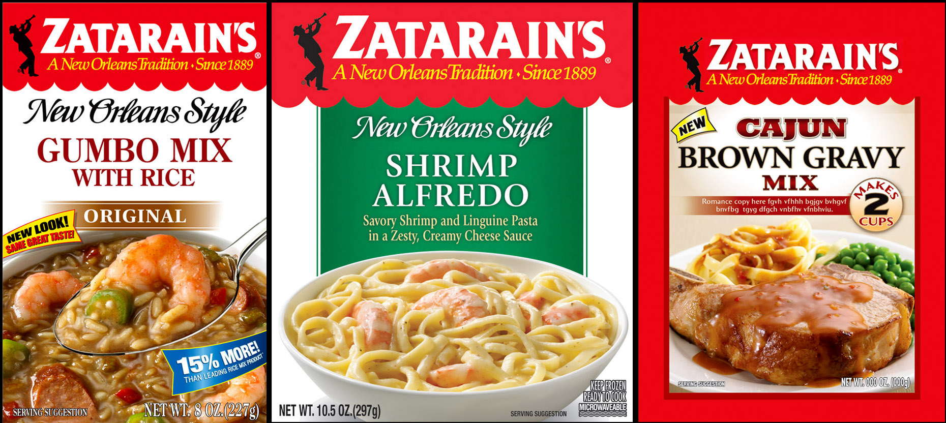 Zatarains_McCormick_Food Packaging Photography_Food Photograpy