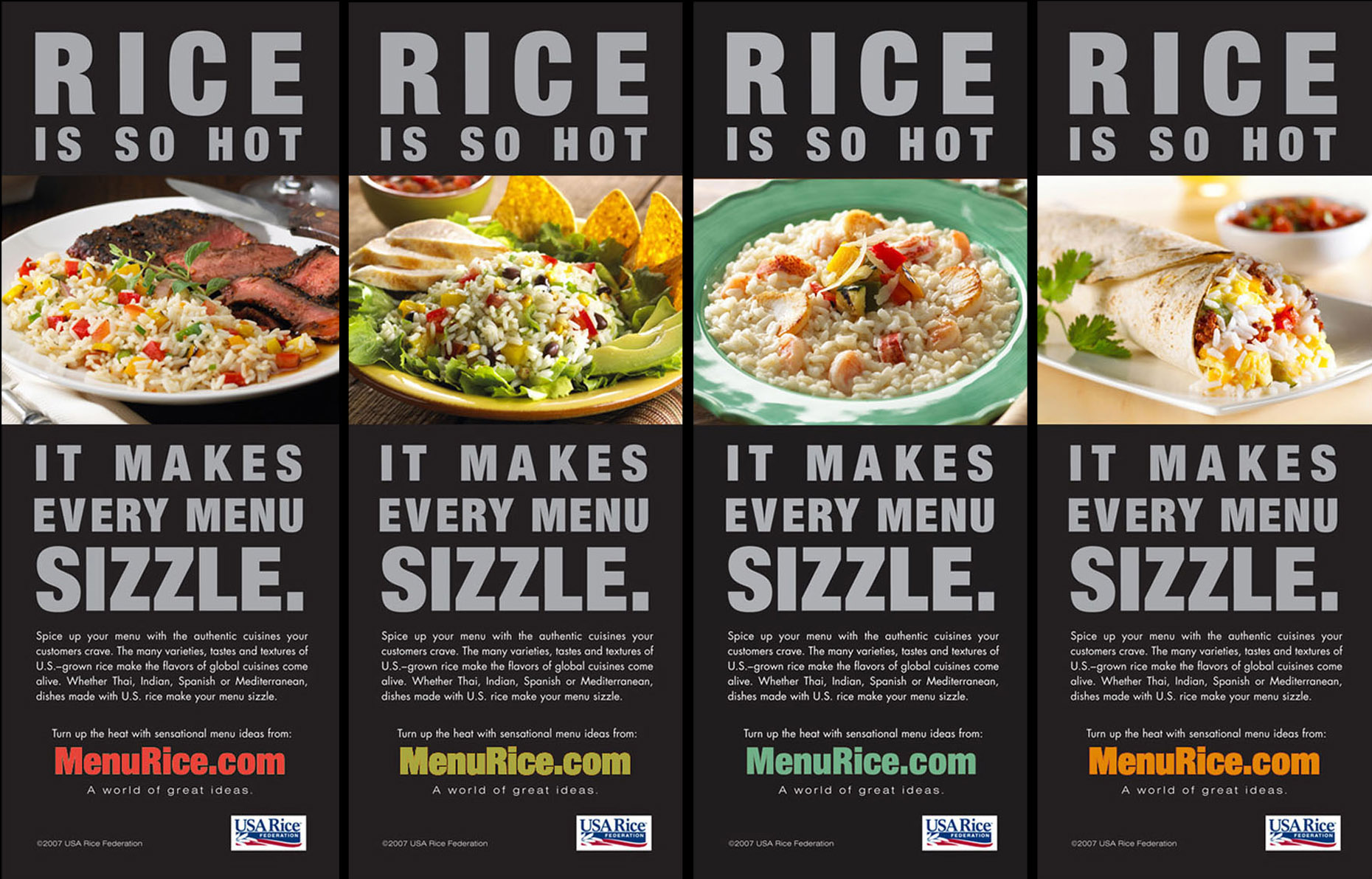 USA Rice Federation_Advertising Photography_Food Photography